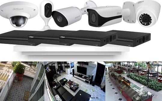 lắp camera an ninh gia đình