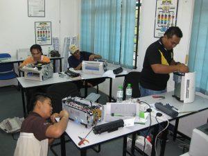 Sửa máy in tại KCN Lai Xá – Hoài Đức