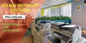 Sửa máy photocopy tại Hà Nội