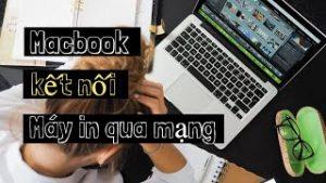 Cách Cài Đặt Máy In Trên Macbook