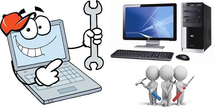 Dịch vụ sửa chữa máy tính tận nơi chuyên nghiệp