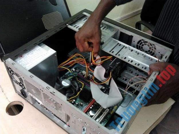 Sửa máy tính tại Hoàng Hoa Thám