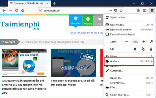 Cách chặn Facebook trên trình duyệt Web