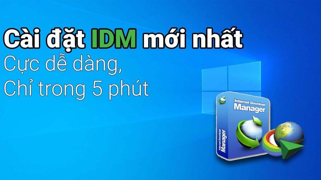 Tải IDM